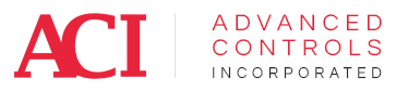 ACI | Advanced Controls Incorporated