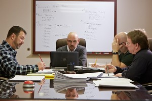 Conference Room Plan Review