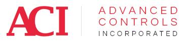 ACI | Advanced Controls Incorporated